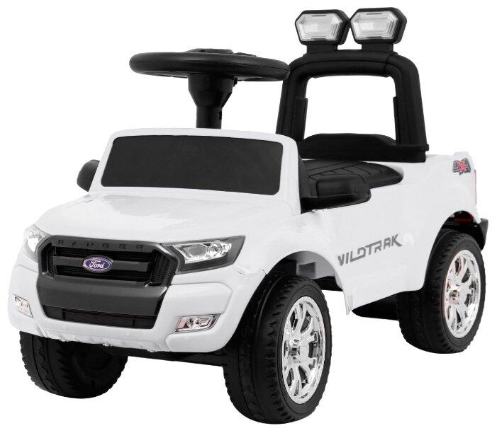 Каталка-толокар RiverToys Ford Ranger DK-P01 со звуковыми эффектами