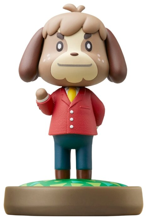 Фигурка Amiibo Animal Crossing Collection Дигби
