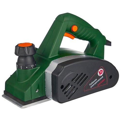 цена на Электрорубанок КАЛИБР РЭ-720+СТ зеленый/черный
