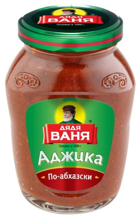 Аджика Дядя Ваня По-абхазски, 140 г