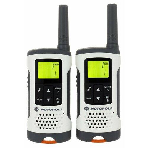 Рация Motorola TLKR-T50 белый/серый