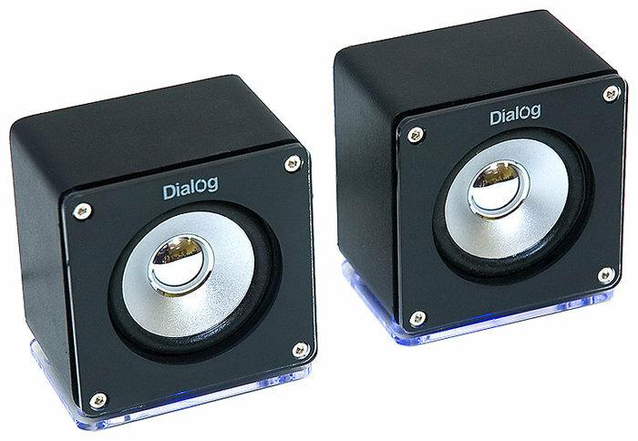 Компьютерная акустика Dialog AC-02U