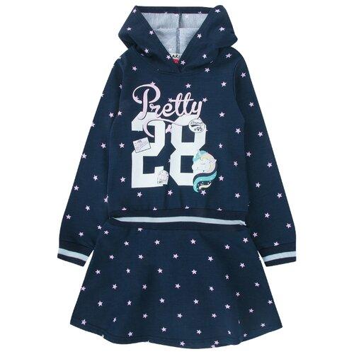 Платье Elaria размер 128, синийПлатья и сарафаны<br>