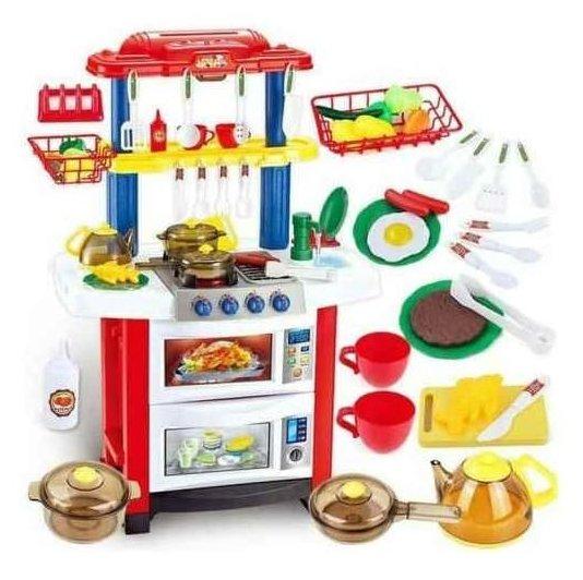 Кухня Shantou Gepai Happy Little Chef 758A