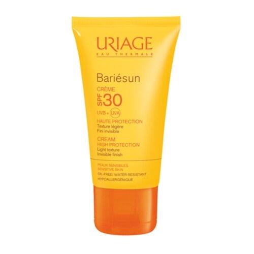 Uriage Bariesan крем солнцезащитный SPF 30 50 мл uriage крем минеральный spf 30 тюбик барьесан 100 мл