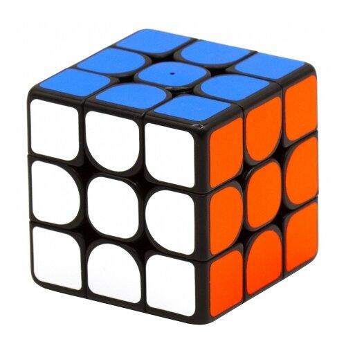 Головоломка Xiaomi 3x3x3 Giiker Super Cube i3S (V2) черный/синий