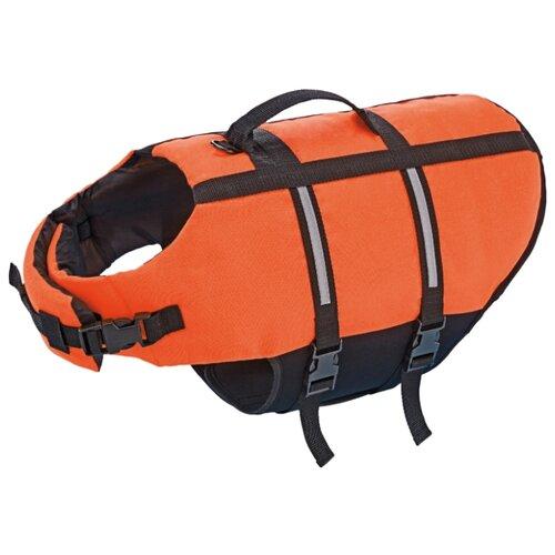 Жилет для собак Nobby Dog Buoyancy Aid плавательный для собак S оранжевый