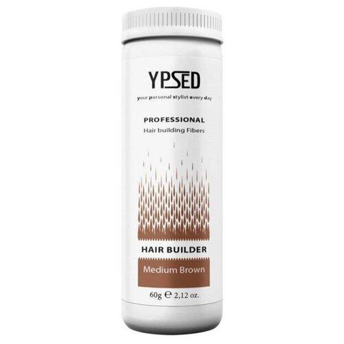 Загуститель волос YPSED Professional Medium brown (INT-000-000-35), 60 г