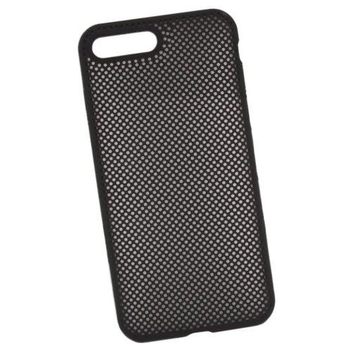 Чехол Liberty Project Silicone Dot Case для Apple iPhone 7 Plus/8 Plus черный liberty project tpu case чехол для iphone 5 5s white matte