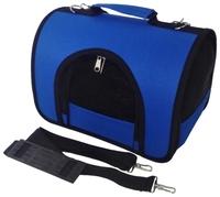 Переноска-сумка для кошек и собак LOORI Z8371/Z8326 31х20х22 см