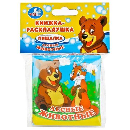 Игрушка для ванной Умка Лесные животные