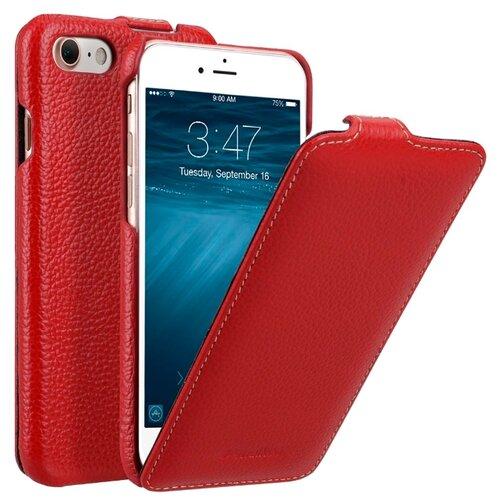 Купить Флип-чехол Melkco Jacka Type для Apple iPhone 7/iPhone 8 красный
