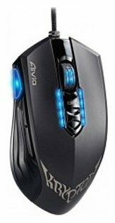 Мышь GIGABYTE Laser M-krypton Gaming Mouse Black USB