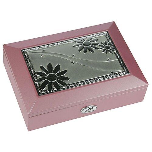 Moretto Шкатулка 39918 розовый/серебристый фото