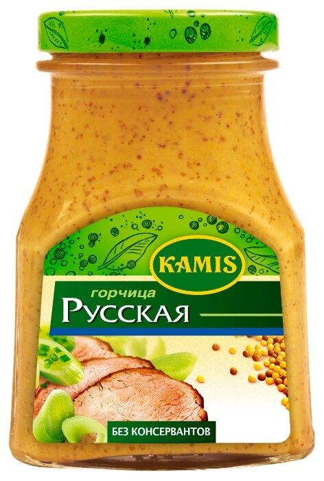 Kamis горчица русская, 180 г