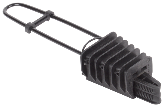 Зажим для натяжения кабеля/троса IEK UZA-14-D16-D25