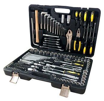 Набор инструментов Эврика ER-TK142 (142 предм.) — купить по выгодной цене на Яндекс.Маркете