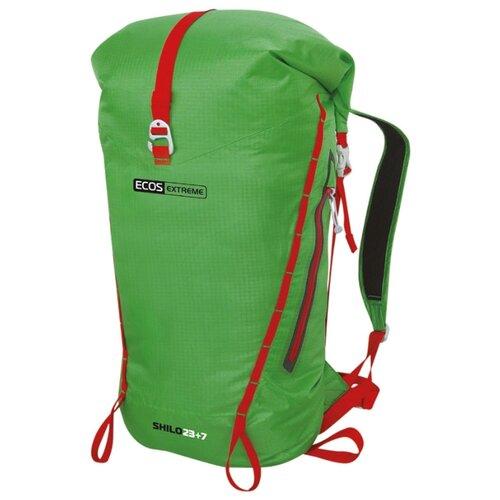 Рюкзак ECOS SHILO 23+7 green