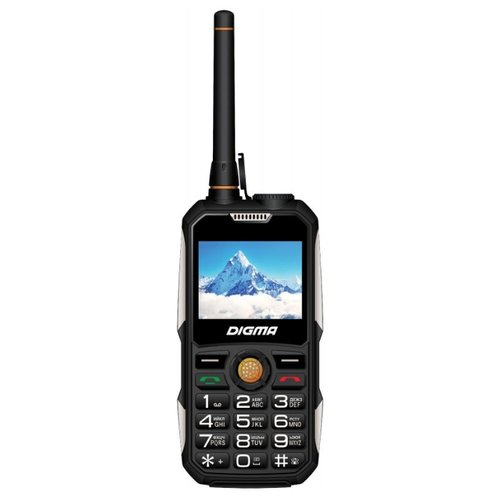 Телефон DIGMA LINX A230WT 2G, черный digma linx a230wt 2g черный