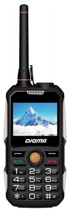 Телефон Digma Linx A230WT черный моноблок