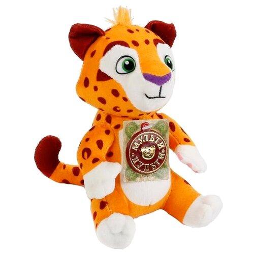 Купить Мягкая игрушка Мульти-Пульти Тиг и Лео Леопард Лео в пакете 25 см, Мягкие игрушки