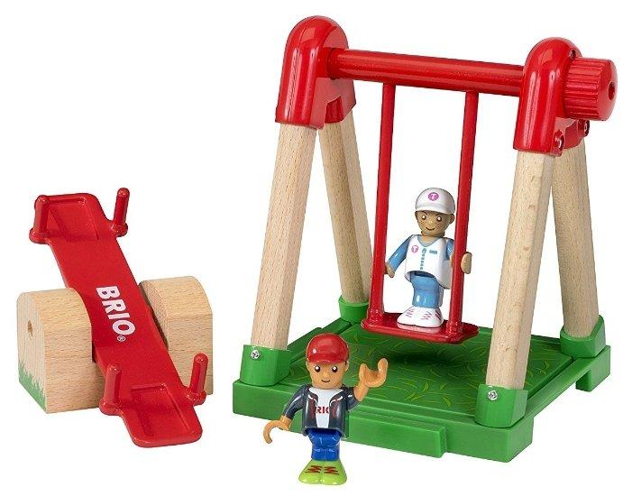 Игровой набор Brio Детская площадка 33948