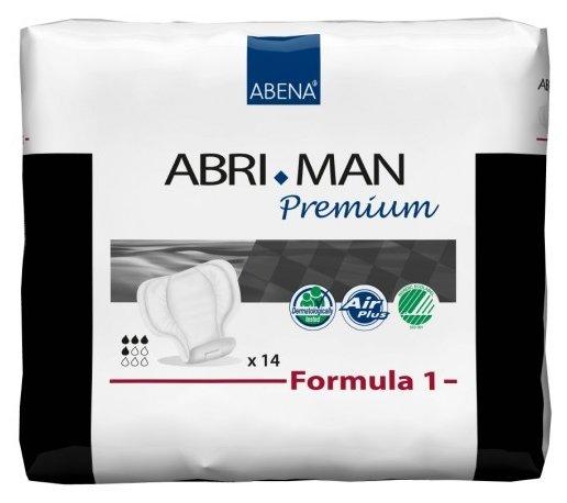 Урологические прокладки Abena Abri-Man Premium Formula 1 41006 (14 шт.)