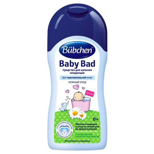 Купить Bubchen Средство для купания младенцев 400 мл, Средства для купания
