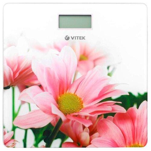 Весы электронные VITEK VT-8051 W весы электронные vitek vt 8074
