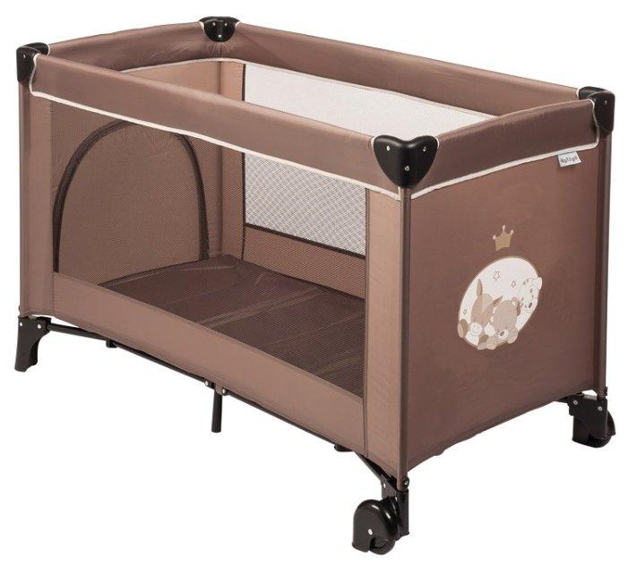 Манеж-кровать Nattou Playpen 120х60 см