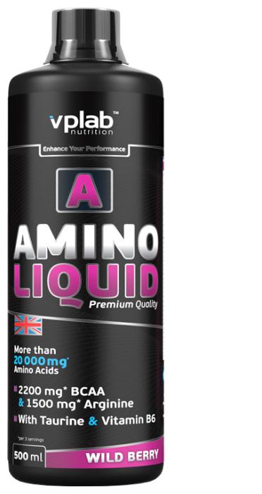 Аминокислотный комплекс VP Laboratory Amino Liquid (500 мл)