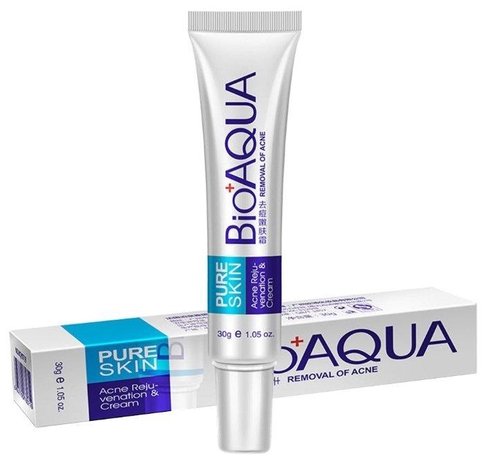BioAqua Концентрированный крем от прыщей и акне точечного действия Pure Skin