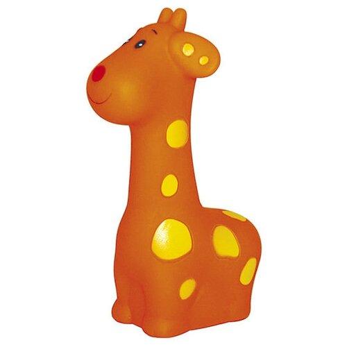 Игрушка для ванной Пома Жираф (1719) оранжевый игрушка для ванной пома игрушка с пищалкой бычок 1 шт 12 3519