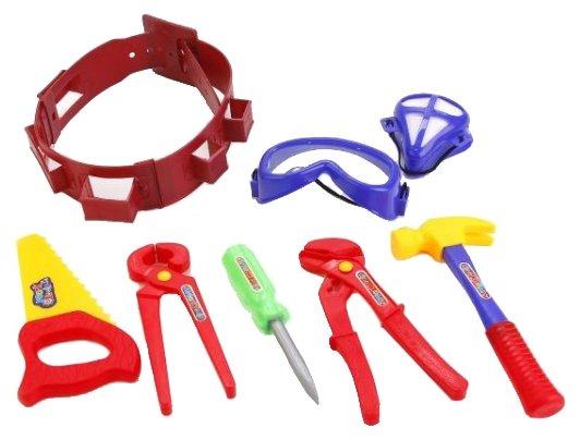 Shantou Gepai Набор инструментов 8 предметов 1702K076