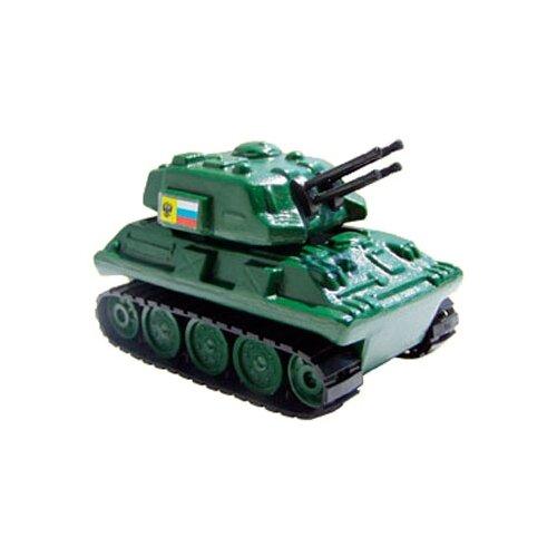 Купить Танк Форма Патриот танк ЗСУ (С-166-Ф) 12.5 см зеленый, Машинки и техника