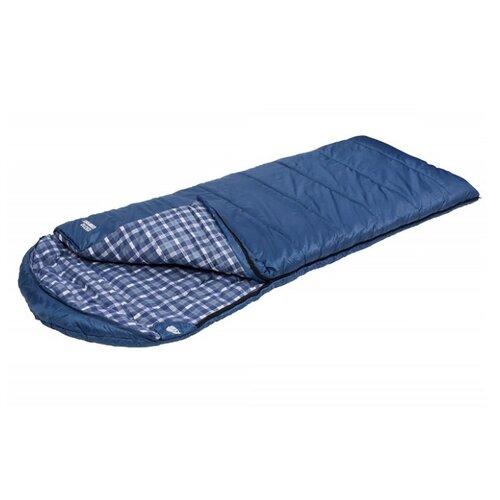 Спальный мешок TREK PLANET Celtic Comfort синий с левой стороны спальник trek planet traveller comfort 70383 r