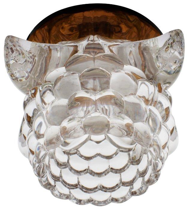 Встраиваемый светильник De Fran FT 9282 BR, зеркальный / чайный