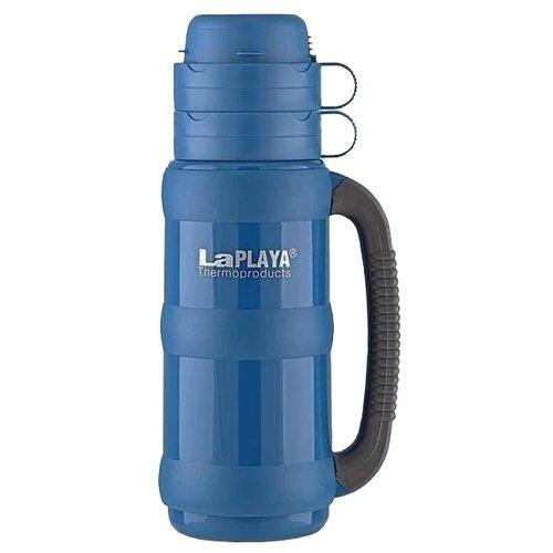 Классический термос LaPlaya Traditional Glass (1,8 л) blue
