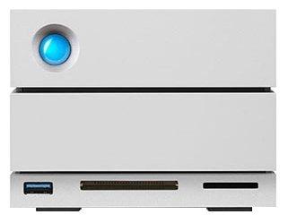 Внешний HDD Lacie 2big Dock Thunderbolt 3 8 ТБ
