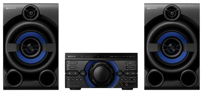 Sony Музыкальный центр Sony MHC-M40D