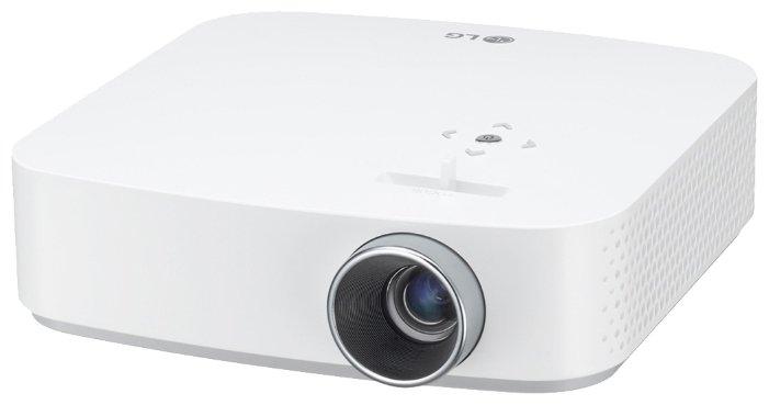 Проектор LG CineBeam PF50KS белый [pf50ks.aruz]