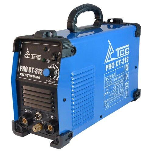 Фото - Инвертор для плазменной резки ТСС PRO CT-312 инвертор для плазменной резки русэлком cut 30 10499