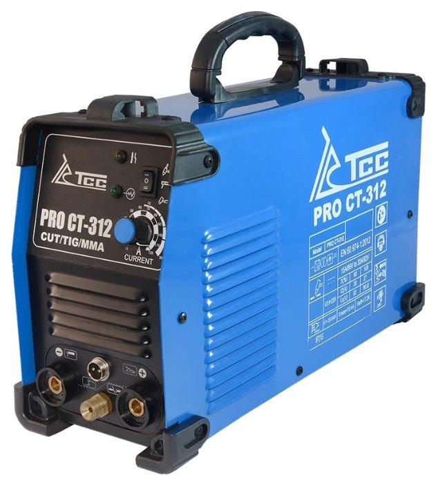 Инвертор для плазменной резки ТСС PRO CT-312