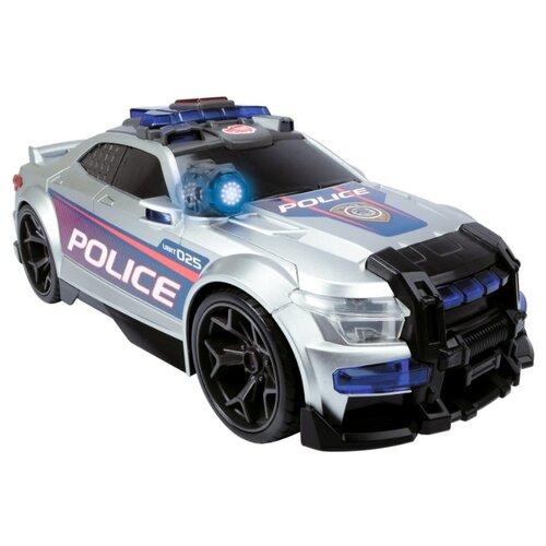 Легковой автомобиль Dickie Toys Street force (3308376) 33 см серебристый