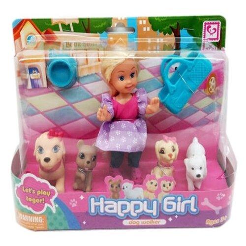 цена на Кукла Tongde с собачками, K080196