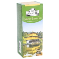 Чай зеленый Ahmad tea Chinese в пакетиках