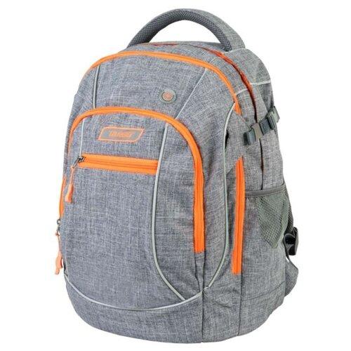 Target Рюкзак легкий Воображение (21405), серый/оранжевый рюкзак target target mp002xg003mc
