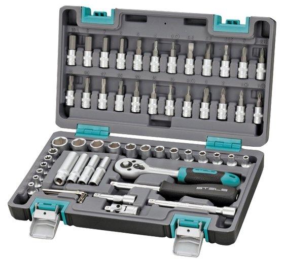 Набор автомобильных инструментов STELS 14101