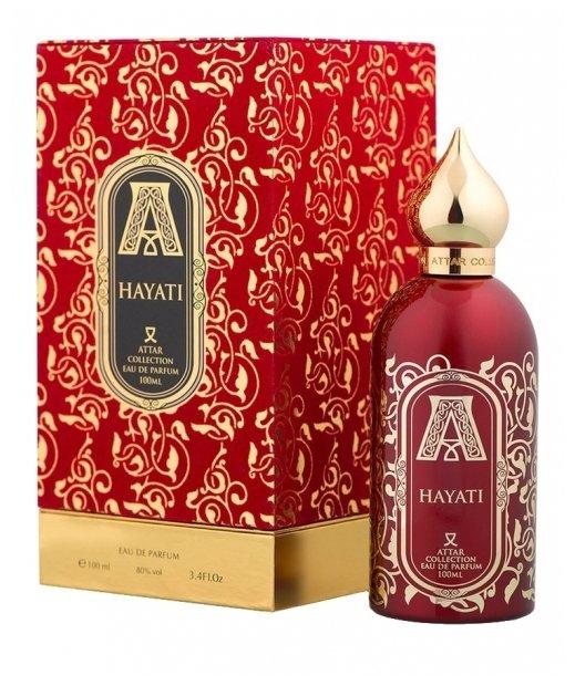 Парфюмерная вода Attar Collection Hayati