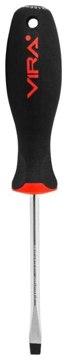 Отвёртка прямой наконечник Vira Rage SL5x100 мм